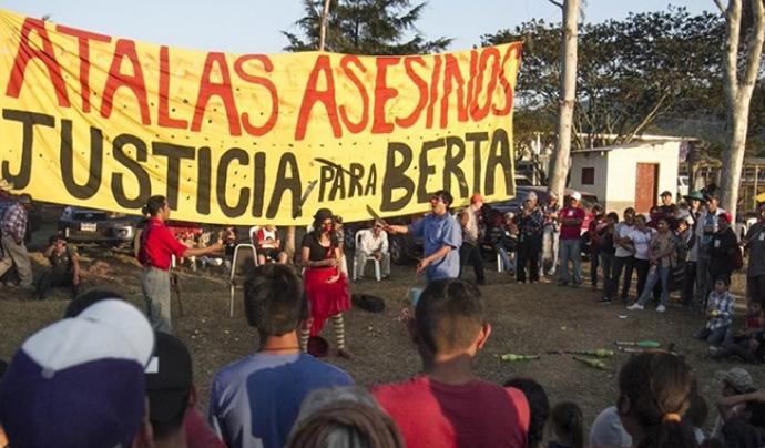 Un dels reportatges becats és 'Després de Berta Cáceres' Font: Lafede.cat