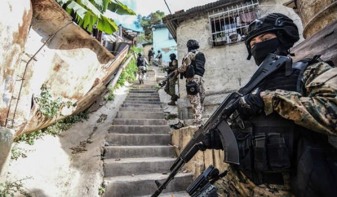 La població de Veneçuela viu en por per culpa de la repressió de l'estat. Font: RNE