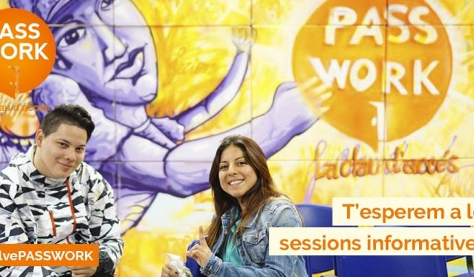 El 21 i 28 de juny es faran sessions informatives sobre el projecte 'Passwork'