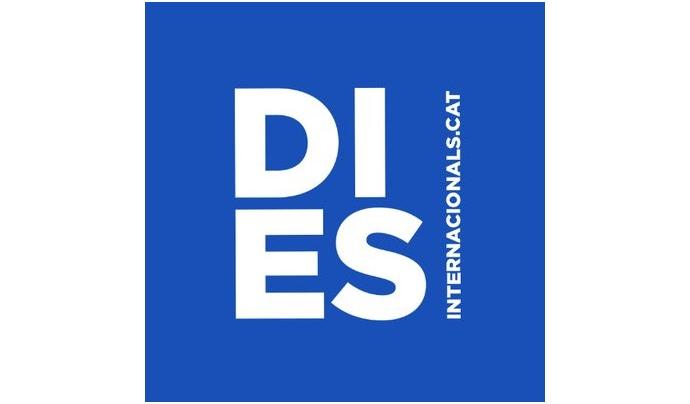 Logotip de DiesInternacionals.cat