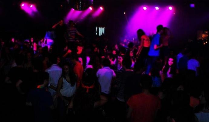 Discoteca Puzzle de Sabadell. Foto extreta de la seva pàgina de Facebook.