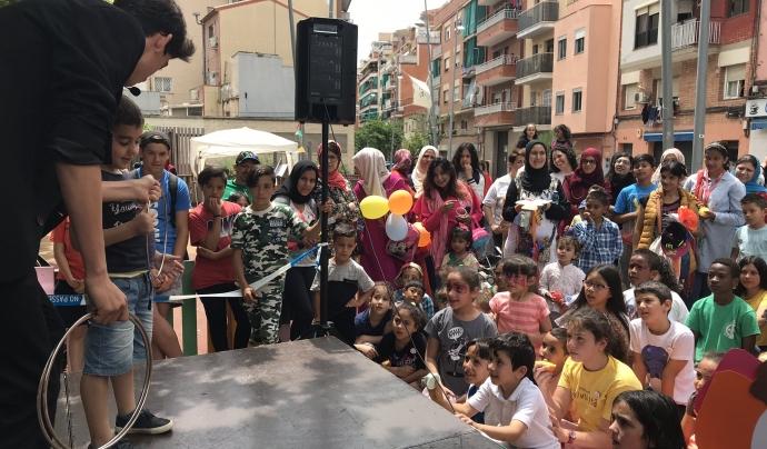 A l'escenari també hi haurà actuacions d'alguns infants dels projectes de la fundació. Font: Fundació Salut Alta. Font: Font: Fundació Salut Alta.