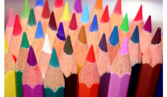 Llapis de colors  Font: Wikipedia