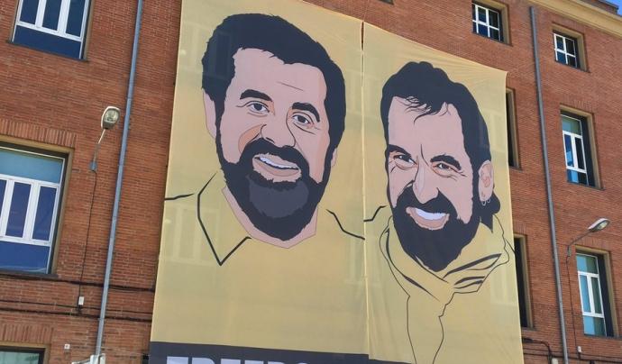 La XES va modificar l'horari de la Fira per facilitar la participació a la manifestació en solidaritat amb els Jordis d'Òmnium Cultural i l'Assemblea Nacional Catalana Font: XES