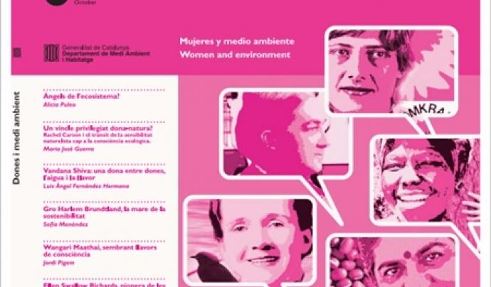 El cercador d'expertes busca dones expertes en medi ambient (imatge: gencat.cat)