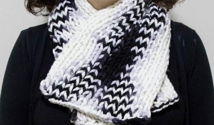 La Bufanda de la iaia es destinen als programes d'atenció a la soledat.