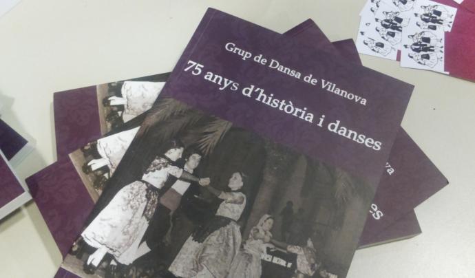 """""""75 anys d'història i danses"""" (2016)"""