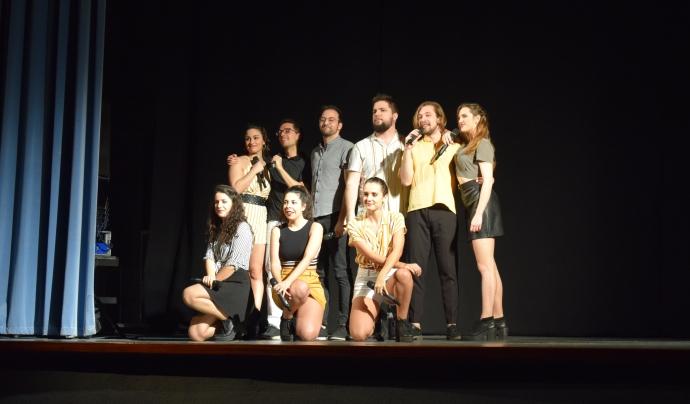 A Grup Vocal al Casal de Vila-rodona Font: Casal de Vila-rodona