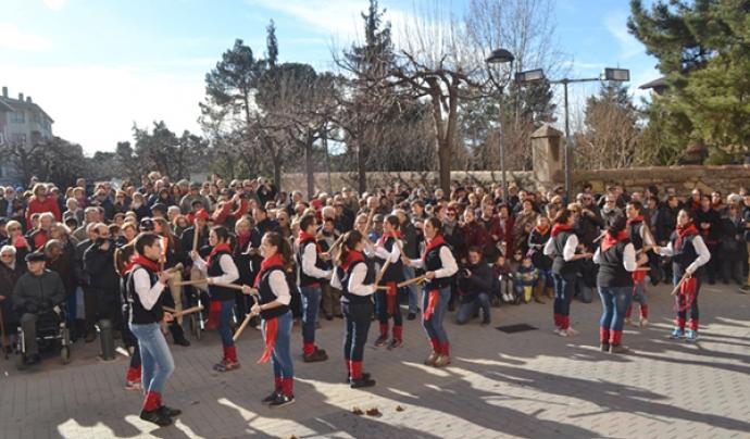 Aquest any, la Festa dels Tonis es podrà seguir via streaming. Font: Tonis Taradell