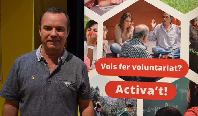 Jordi Balot és el nou president de la FCVS. Font: FCVS