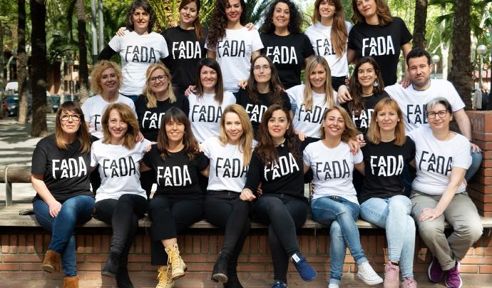 Equip de FAADA.  Font: FAADA