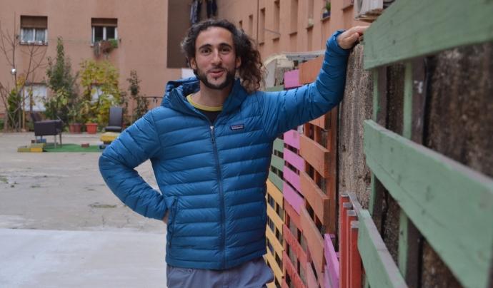 Jean Ben, coordinador i fundador d'Enriquezarte. Font: FCVS