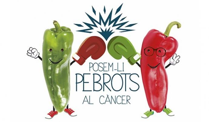 Campanya solidària 'Posem-li pebrots al càncer' Font: FECEC