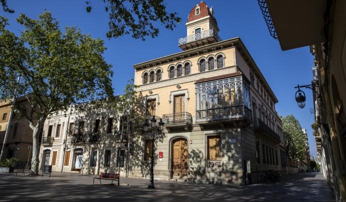 Els centres cívics combinaran les activitats presencials amb els tallers en línia.  Font: Ajuntament de Barcelona.