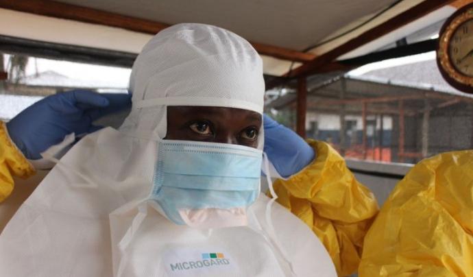 MSF està donant servei a nou centres de tractament i aïllament de Bolomba, Bikoro, Monieka, Ingende i Lotombe.  Font: MSF