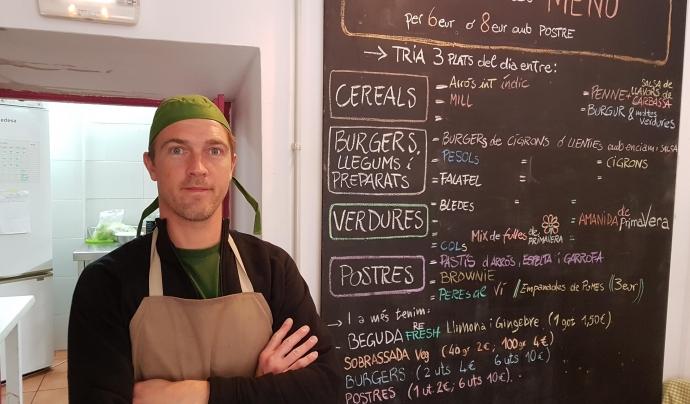 Mattia Schiaulini va crear el projecte fa 10 anys. Font: Vilanova Blog. Font: Font: Vilanova Blog.