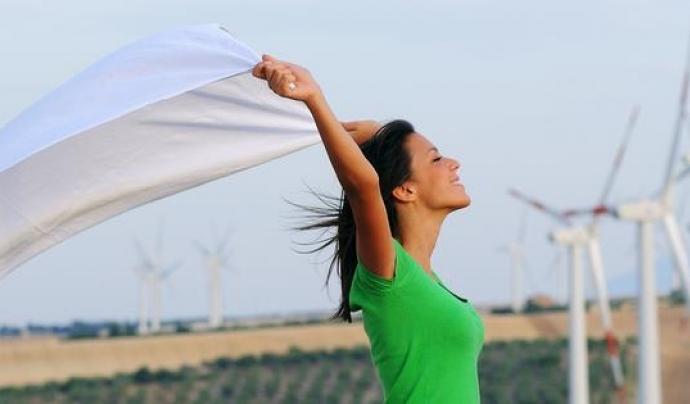 Com garantir que rebem energies renovables a casa ? (imatge: ecoserveis)