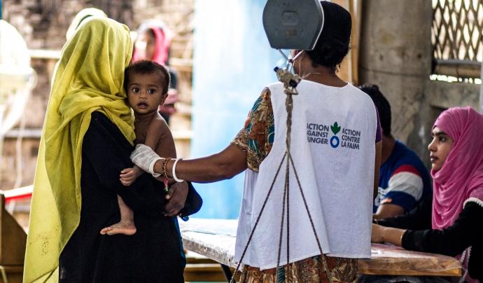 Els efectes de la crisi sanitària poden deixar sense aliments a més de 130 milions de persones. Font: Acció contra la Fam