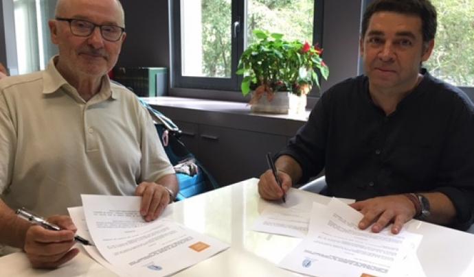 Representants del Síndic i l'Institut de Drets Humans han escollit les entitats integrants del nou ens