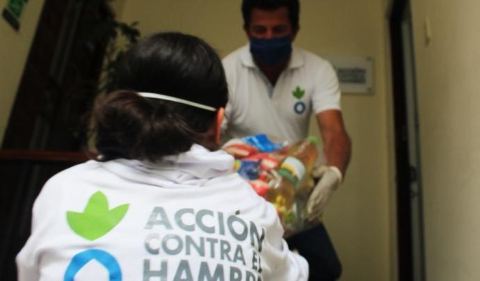 Acció contra la Fam fa una crida a la mobilització per mitigar l'actual crisi humanitària arran de la Covid-19. Font: Acció contra la Fam