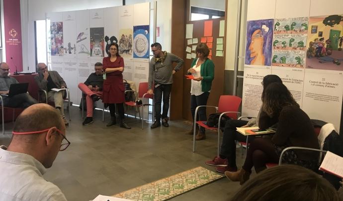 Dinàmica participativa Aliança Educació 360