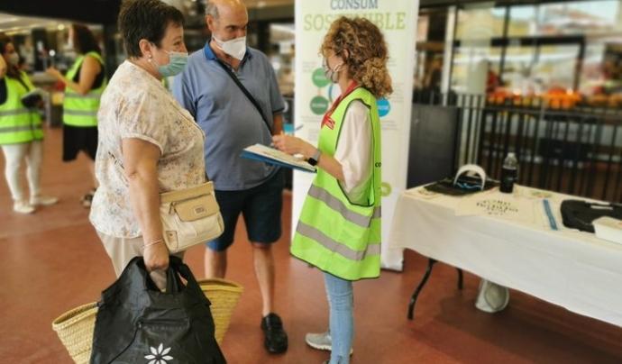 La campanya té per objectiu avançar cap a un consum conscient i responsable Font: Consell Comarcal del Vallès Occidental