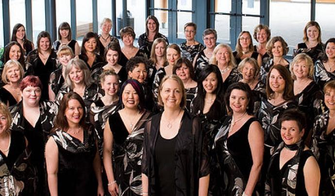 Elektra Women Choir Font: www.wscm11.cat
