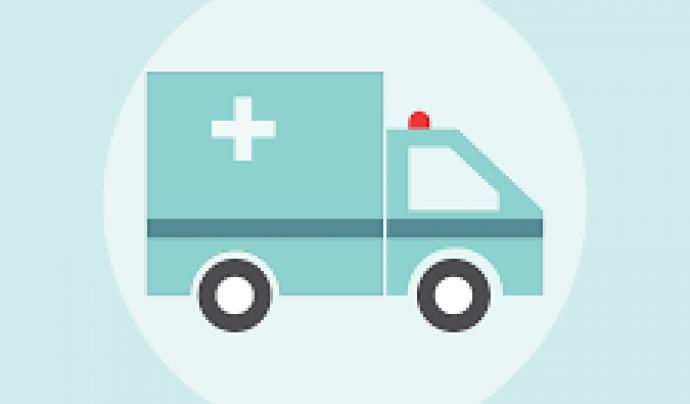 L'objectiu de l'aplicació és posar en contacte persones en risc i personal sanitari.