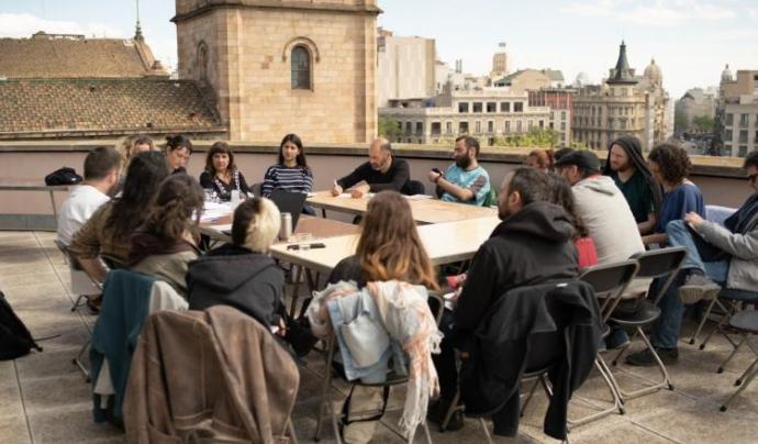 El dijous 16 d'abril, el Comitè Coordinador es va reunir per reformular el FSMET en aquest nou context. Font: FSMET