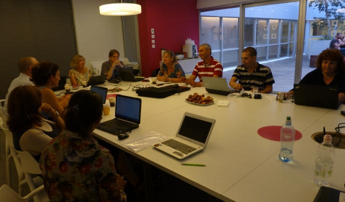El Servei promou l'accés de voluntaris/àries a la formació - Foto: Flickr