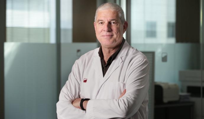 Enric Contreras, director assistencial del Banc de Sang i Teixits Font: Banc de Sang i Teixits