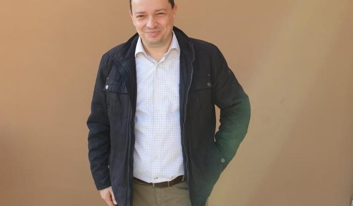 Enric Galceran, president de la Fundació de La Passió d'Esparreguera. Font: Fundació de La Passió d'Esparreguera
