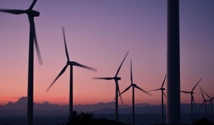 Catalunya té un greu problema amb l'energia eòlica. Font: Unsplash. Font: Font. Unsplash.