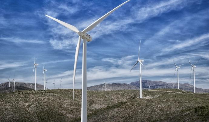 El dimecres 21 d'octubre la taula rodona tractarà sobre les centrals eòliques. Font: CC
