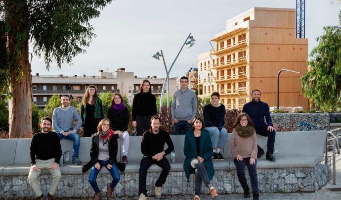 Al 2010 tres persones van impulsar la Cooperativa Celobert, ara ja són 10 sòcies i 4 treballadores Font: Celobert
