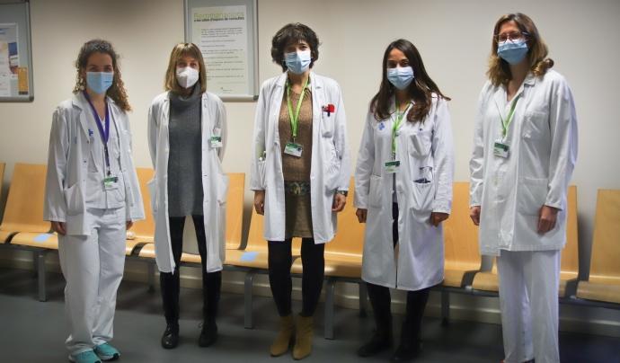 L'hospital Germans Trias va posar en marxa la primera Unitat funcional de Covid persistent pediàtrica de Catalunya. Font: Hospital Germans Trias