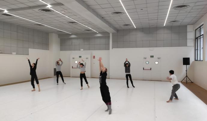 La dansa i el circ han de mantenir suspeses les seves activitats fins al proper 7 de febrer.  Font: APdC
