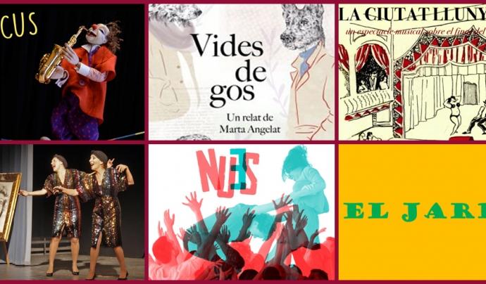 Font: Xarxa de Teatres d'Ateneus de Catalunya