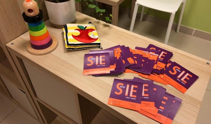 Actualment hi ha tretze SIE a tot Catalunya. Font: Departament de Treball, Afers Socials i Famílies