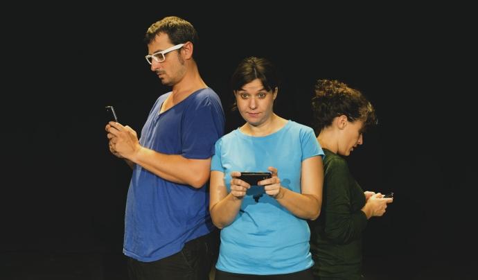 """""""És de conya?"""", una obra de NUS sobre violència de gènere Font: NUS Teatre i Acció Social"""