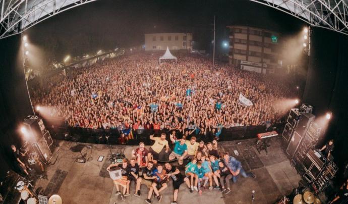 Una quarantena de grups musicals actuaran aquest any per a les Festes del Tura. Font: Laura Morral