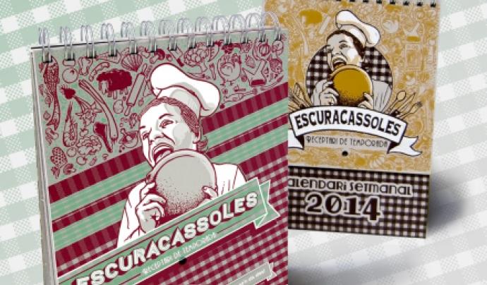 Campanya de crowdfunding per publicar l'Escuracassoles 2015