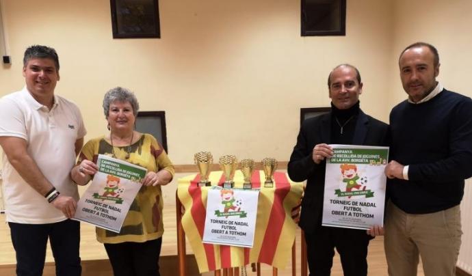 L'entitat Sícoris Club organitza un torneig solidari. Font: Sícoris Club