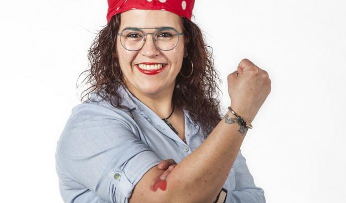 Campanya Dona que dona sang Font: Banc de Sang