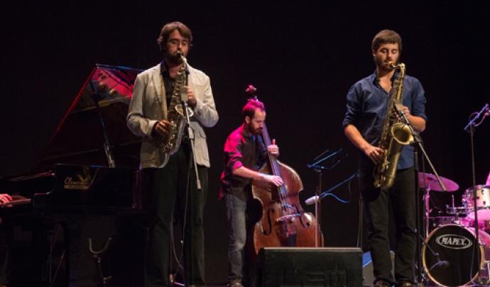 Vernau Mier Quintet actuarà a Enrondallémena, organitzada per l'Ateneu de la Vall de Llémena.