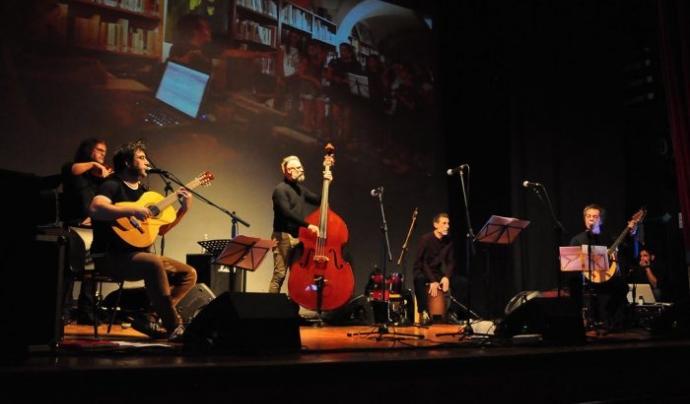 Concert estrena del llibre-disc