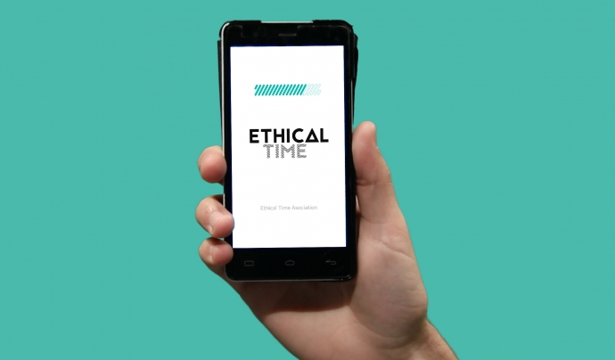 Ethical Time vol posar en contacte la població amb les botigues físiques i en línia de roba sostenible.  Font: Ethical Time