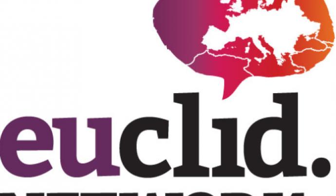 Logo d'Euclid Network. Font: EuclidNetwork