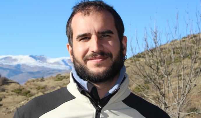 Eudald Pujol, vicepresident de la Societat Catalana d'Herpetologia. Font: Eudald Pujol