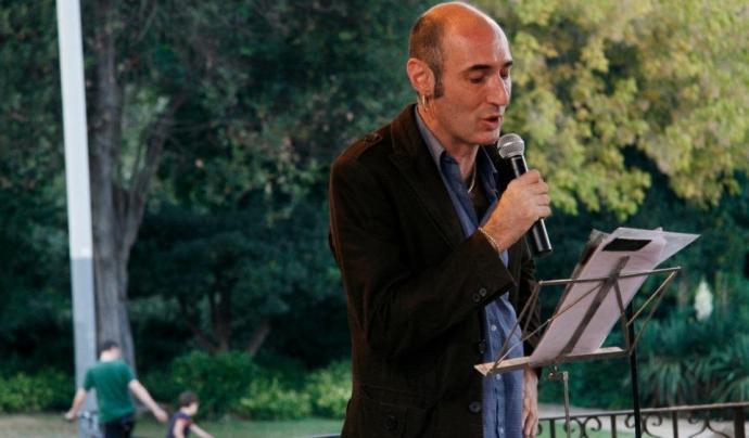 Eugeni Rodríguez, president de l'Observatori Contra l'Homofòbia. Font: Wordpress